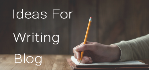 Valuable Ideas For Writing A traffic driven Blog Post