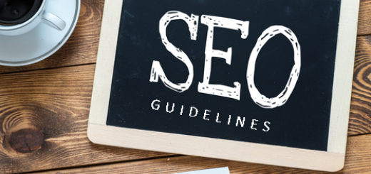 seo guidelines