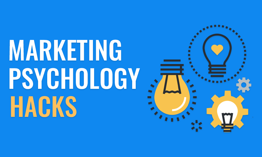marketing and psychology Marketers have a few of the psychological tricks to make their product irresistible by subtly manipulating consumers.