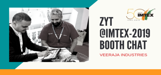 ZoomYourTraffic @ IMTEX2019: Booth Chat With Pinakin, Veeraja India (Centralized Filtration Systems)