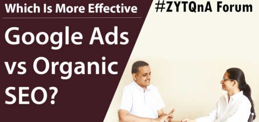 Which Is More Effective Google Ads Or Organic SEO Promotion For SMEs?
