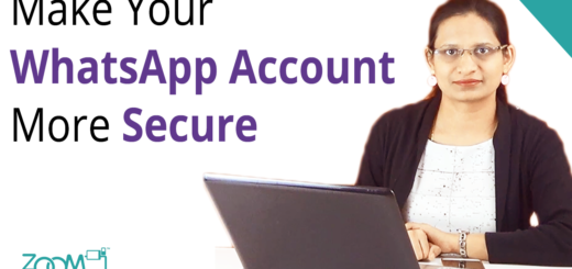 How to Make WhatsApp Account More Secure Using 2 Step Verification?