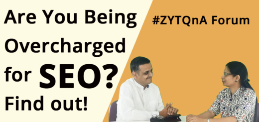 Find Out If You Are Being Overcharged for SEO?