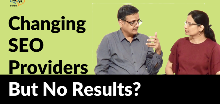 Why SEO Not Giving You Results? Find Out 3 Reasons From Both Customer & Provider Side