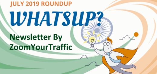 #WhatsUpOnline July 2019 Newsletter By ZYT