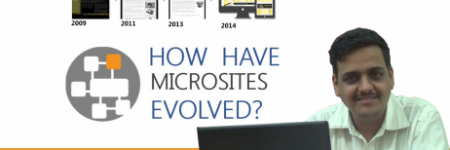 How have microsites evolved?