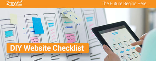 DIY Website Checklist