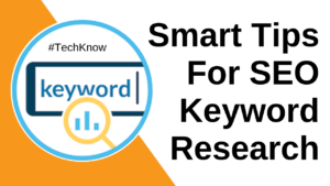 smart tips for seo keyword research