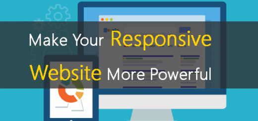 Make Your Responsive Website More Powerful