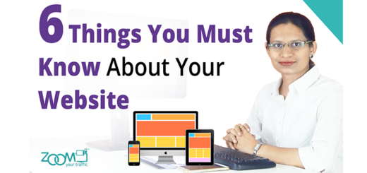 6 Things You Must Know About Your Website
