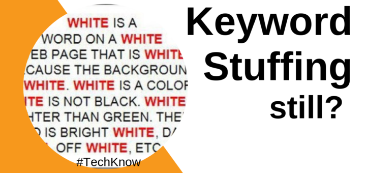 How Keyword Stuffing Affects Your Website?