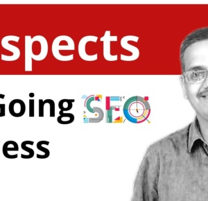 3 Aspects of Ongoing SEO success